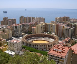Top 12 places in malaga, places to visit malaga, Top 12 places worth visiting in Malaga, the view, Gibralfaro mountain