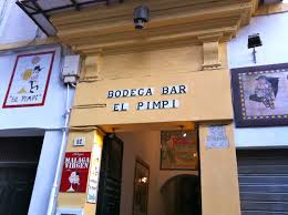 Top 12 places in malaga, places to visit malaga, Top 12 places worth visiting in Malaga, Bodega bar, el pimpi, perfect place for some drinks