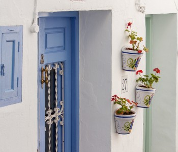 Frigiliana is a little village close by Nerja, also known as the White Village