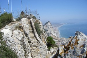 Mediterranean Steps, one of the top 5 reasons why you should visit Gibraltar