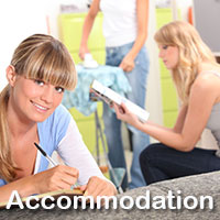Accommodation for students in Spain