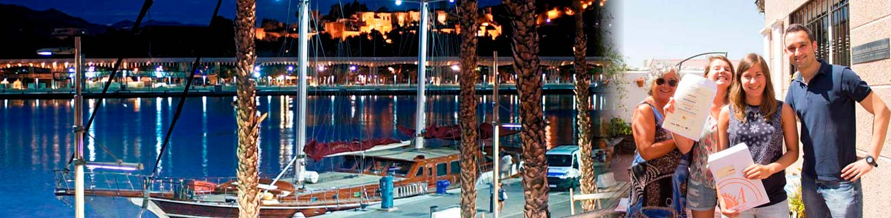 Spanish Courses in Malaga for adults and young students, Spanish Courses in Malaga for Young People,