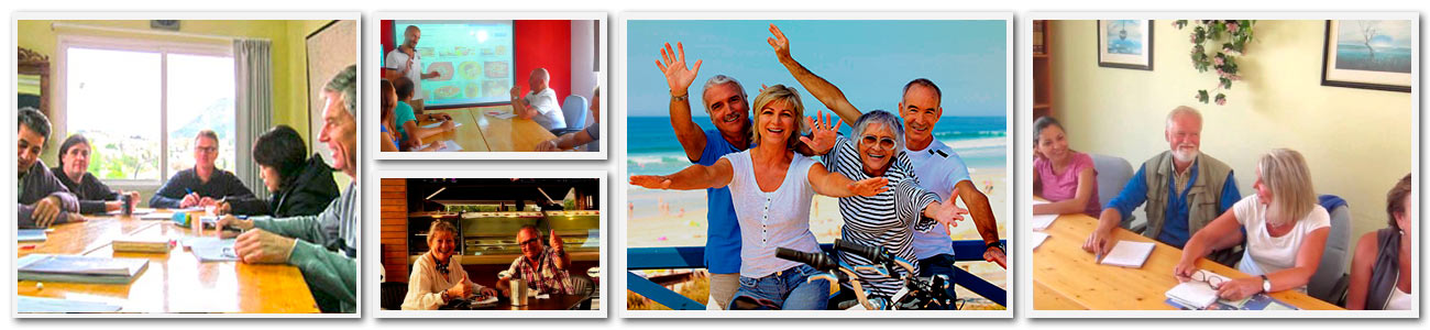 Spanish Courses for seniors 50 plus and 60 plus in Spain, Spanish courses for Seniors mature students 50+ 60 + , Spanish courses for seniors (50 plus) in Malaga, Full immersion language courses specifically designed for Senior Students,Spanish Courses for seniors 50 plus and 60 plus in Spain