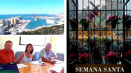 Spanish Language Holidays for over 50s Malaga, best spanish immersion programs for seniors, Golden Age Spanish Course for Senior citizens and older adults, Spanish Over 50 language course, Spanish courses for adults,
